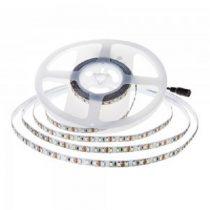 LED szalag HidegFehér beltéri 2835 120LED 13W 6000K 5év garancia