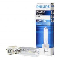 Philips MasterColour mini fémhalogén 20W 3000K