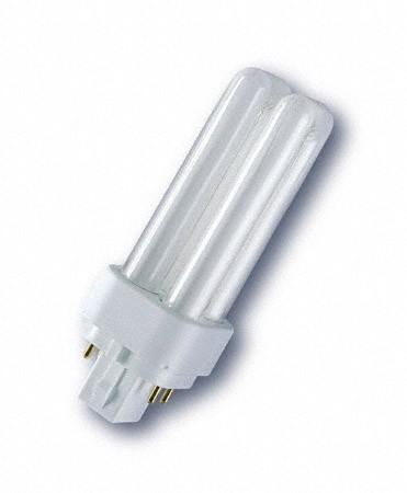 GE Biax kompakt fénycső 4P 13W