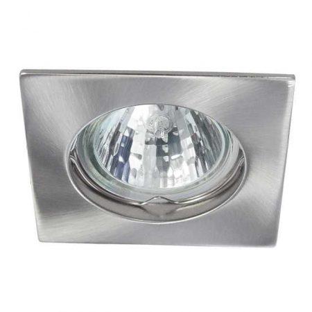 Kanlux NAVI 12V GU10/MR16 spot keret CTX-DS10-SN / Szatén nikkel fix