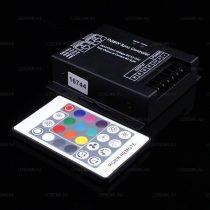 LED vezérlő távirányítóval RGB 288W rádiós, 20 gombos 3 év garancia