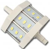 LED refi R7s 78mm 5W MelegFehér/2700 K, 500 lumen 2 év garancia