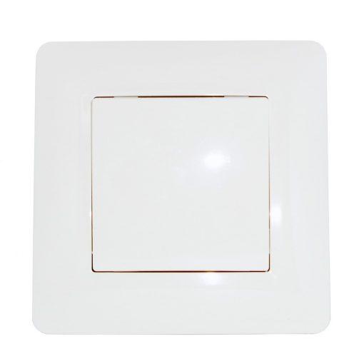 ECOMAX 1-es kapcsoló egypólusú / alternatív Fehér