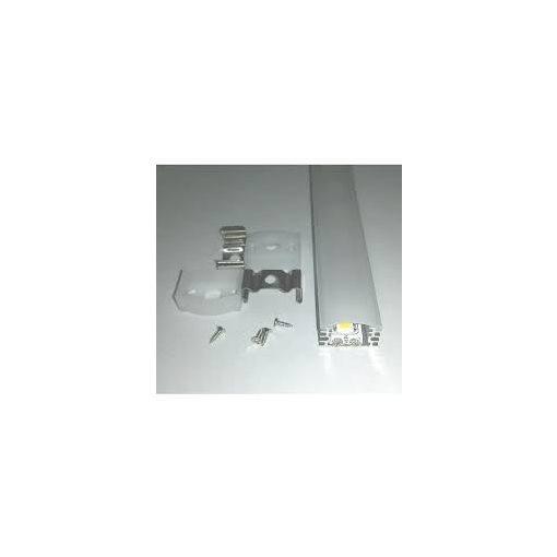 Alusin 1m U profil takaróval vízálló IP65 5050 (L)