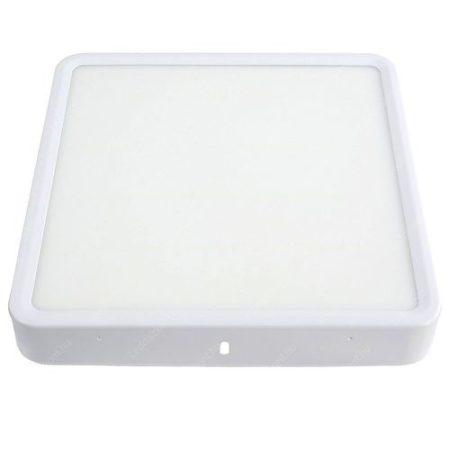 LED panel kocka 18W KözépFehér/4000K 1260 Lumen falon kívüli 2 év garancia