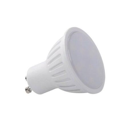 LED spot égő GU10 6W KözépFehér/4000K 440 lumen tejüveg / Kanlux 3év garancia