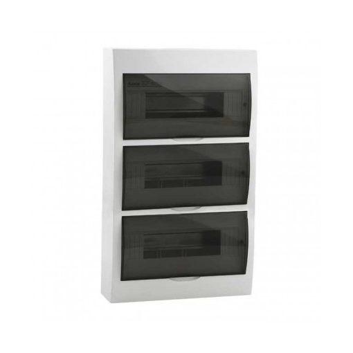 Lakáselosztó doboz / falon kivüli 3x12