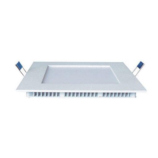LED panel kocka 18W KözépFehér/4000K 1550 lumen 3 év garancia