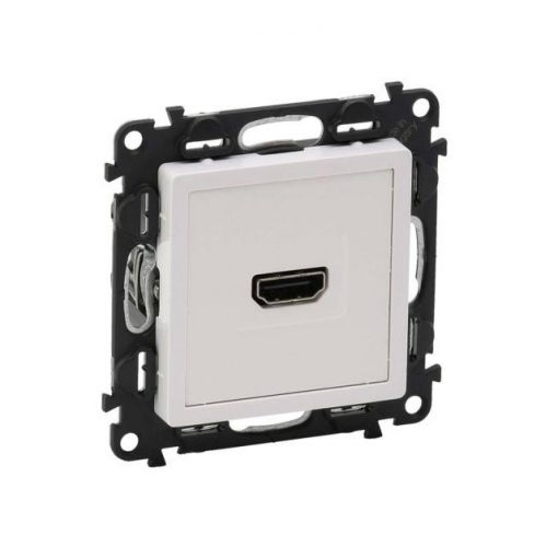 VALENA LIFE HDMI aljzat / Fehér