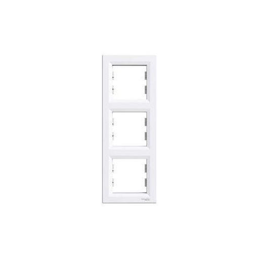 ASFORA 3keret függőleges / Fehér