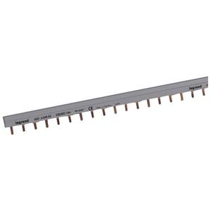 Sin fésűs fogas 1P 63A 12 modul