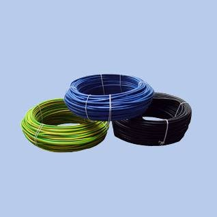 H07V-K puha 1,5 Fekete