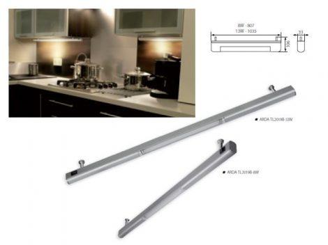 Kanlux ARDA gardrób lámpa 13W T5 TL2019B /1 m