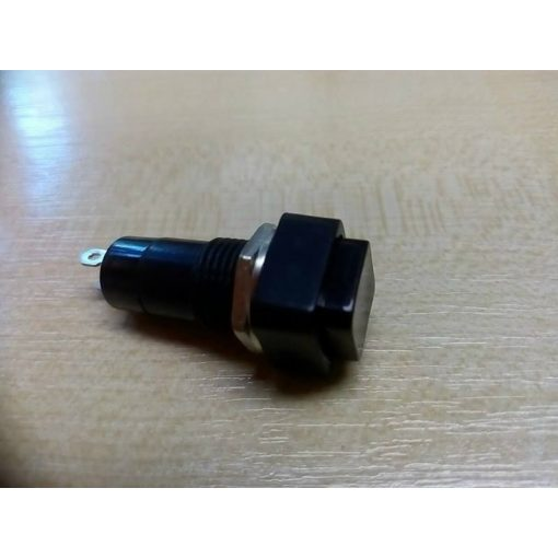 Kapcsoló 250V kocka Fekete