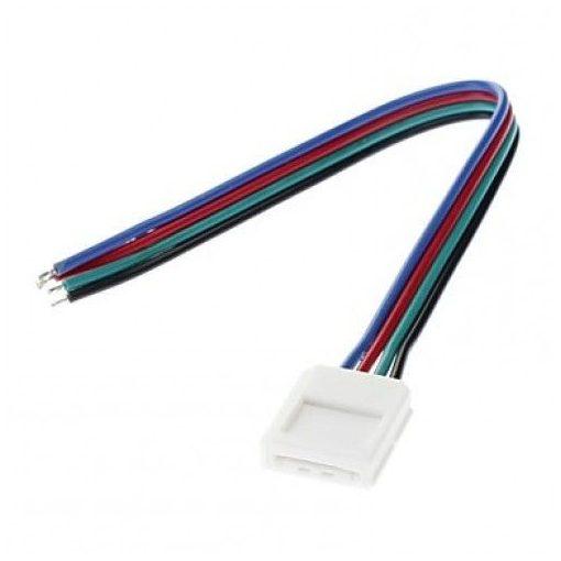 LED betápcsatlakozó 5050 RGB