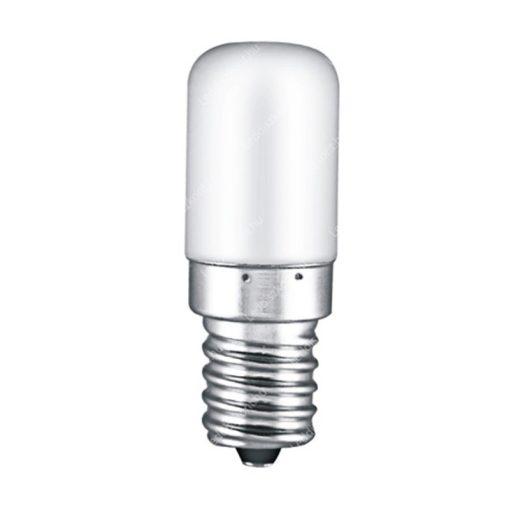 LED mini égő 2W E14 KözépFehér 4000K 170 lumen tej búra / 2 év garancia