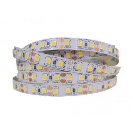 LED szalag KözépFehér beltéri 9,3W 2835 120LED 4200K 2 év garancia