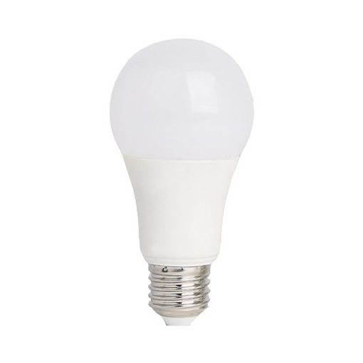 LED körte D 12W E27 MelegFehér /2700 K, 780 lumen  fényerőszabályozhatós 3 év garancia