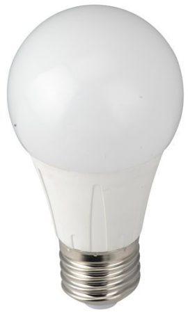 LED körte 8W E27 MelegFehér/2700 K, 790-820 lumen  3 év garancia