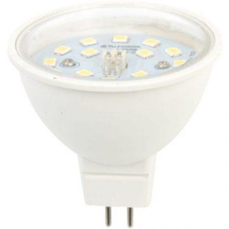 LED spot égő 7W MR16 HidegFehér/6000 Kelvin, 740 lumen 3 év garancia