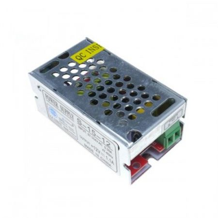 LED trafó 12V IP20 15W 2 év garancia