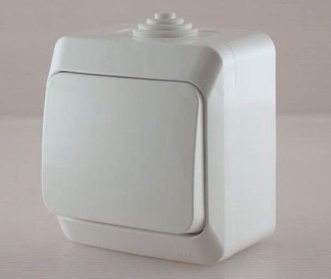Cedar váltókapcsoló IP44 Fehér / Schneider