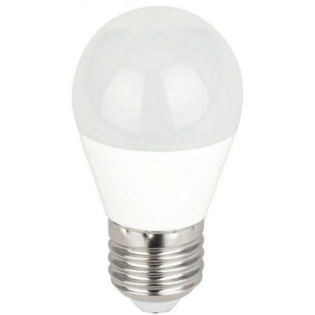 E27 LED körte 3W, Kicsi Led izzó, Meleg Fehér/ 3000K-250-lumen-45