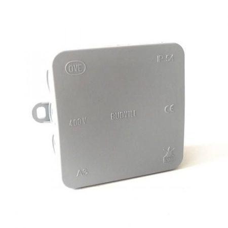 Rugalmas kötődoboz 75x75 / OBO IP54