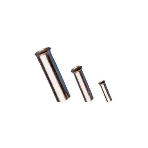 Szigeteletlen érvéghüvely 0,75mm E02N