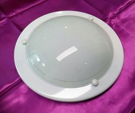 RABALUX/TREND LIGHT mennyezeti ufó lámpa E27 Fehér