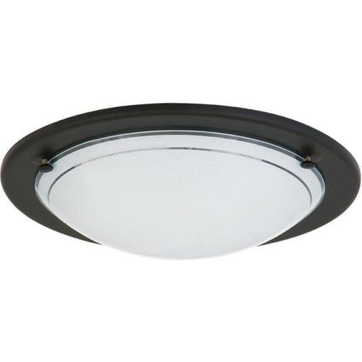 RABALUX/TREND LIGHT mennyezeti ufó lámpa E27 Fekete