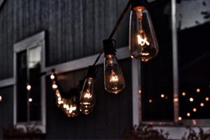 Kerti világítás ötletek