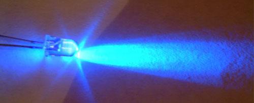 led világítás működése
