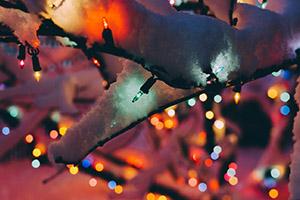 Karácsonyi világítás ötletek