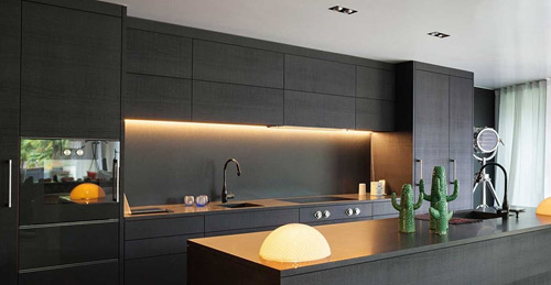 konyhai világítás ötletek