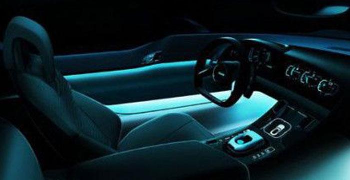 ledes auto világítás ötletek