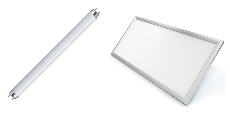 led panel világítás