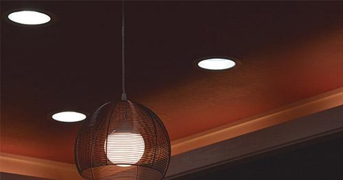 led panel világítás ötletek